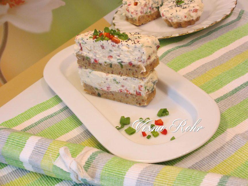 Ivin solen cheesecake