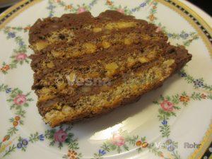 Ivina čokoladna torta