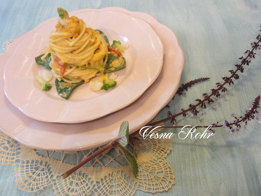 Beli špageti