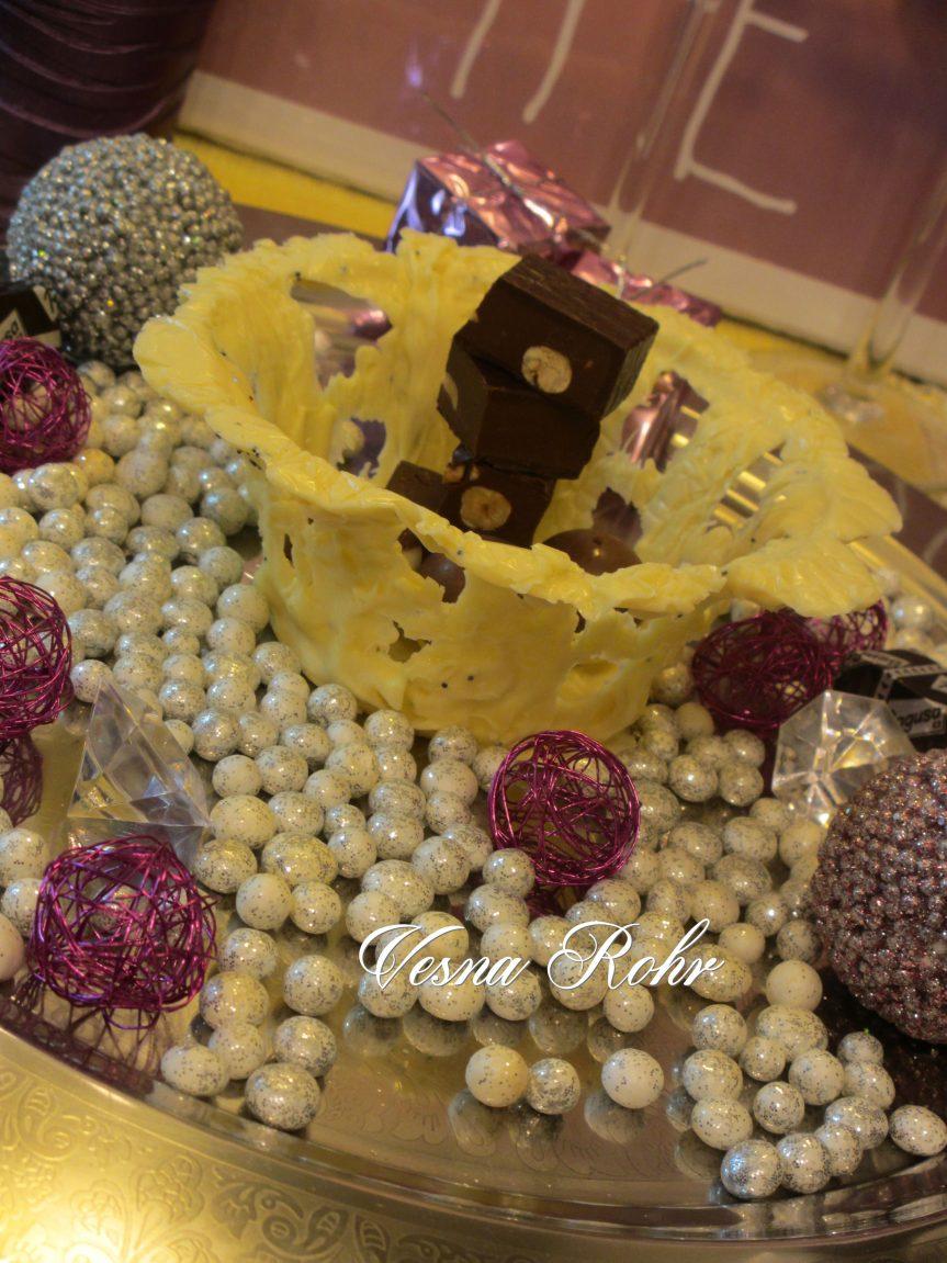 Ivina čokoladna košnička