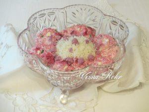 Ivina rozeva salata